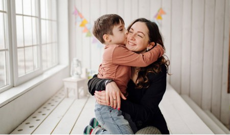 a saude mental das mães