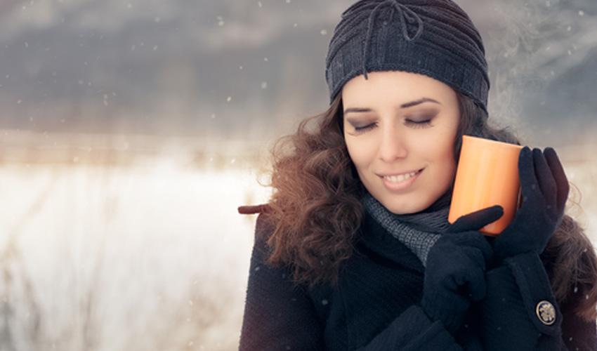Afastar gripes e constipações