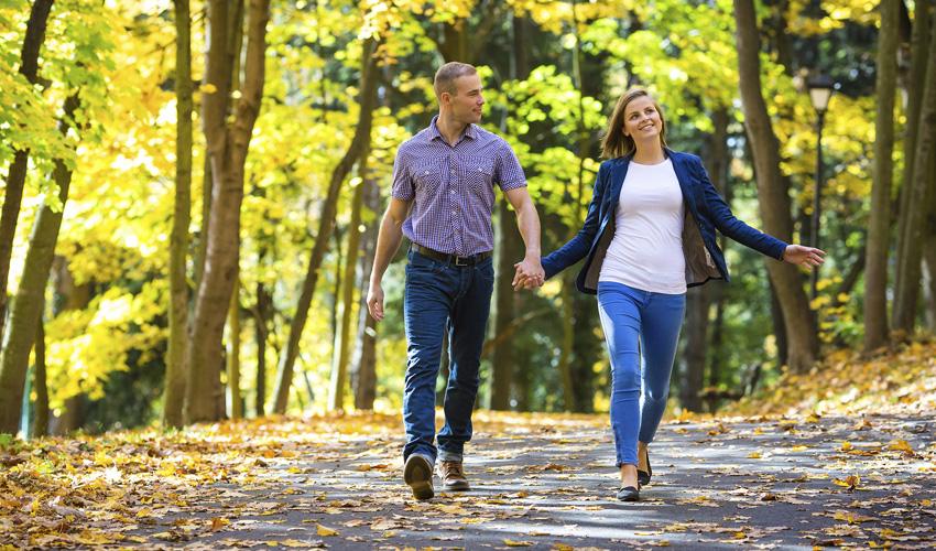 Beneficios de caminhar