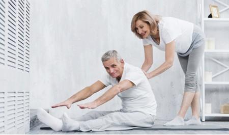 beneficios do exercicio fisico depois dos 60