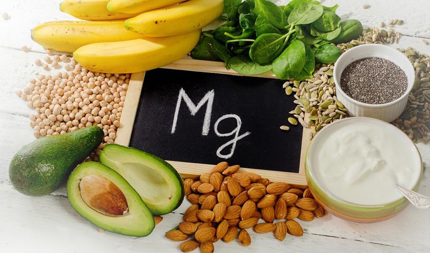 Os benefícios do magnésio