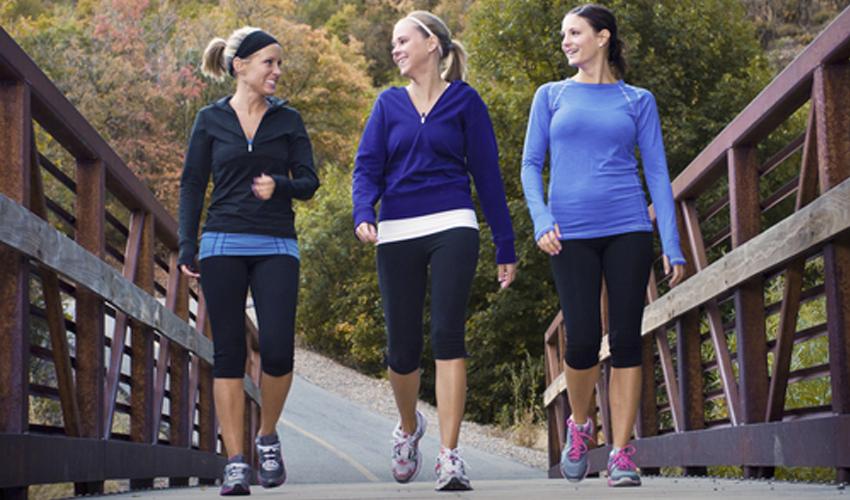 Benefícios das caminhadas