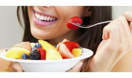Coma fruta pelo seu coração