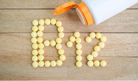 Controle a vitamina B12