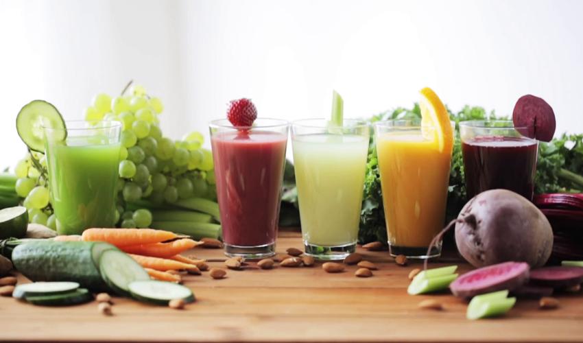 Desintoxique o organismo em 5 passos