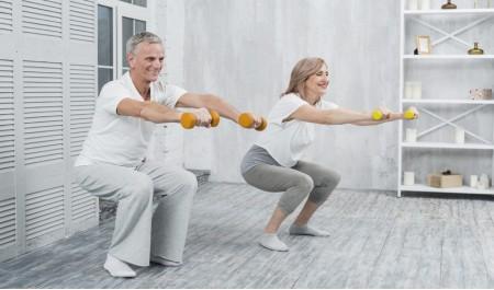Diga adeus à vida sedentária: exercícios simples