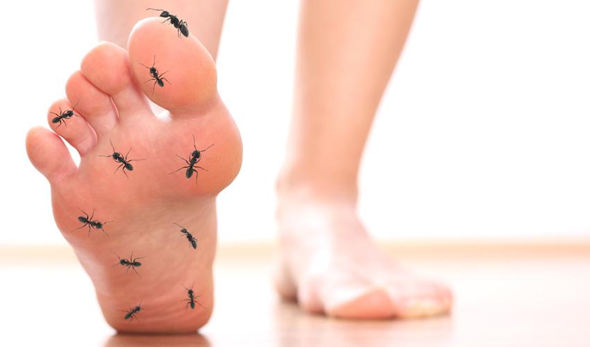 Efeitos da diabetes nos nervos e na pele