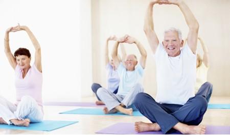 Benefícios do exercício físico para os idosos