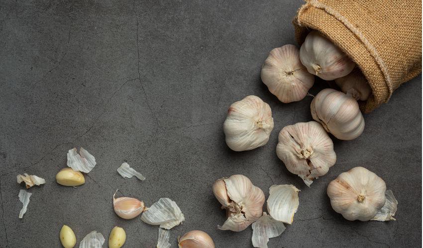 Benefícios do alho para a saúde: O alimento estrela