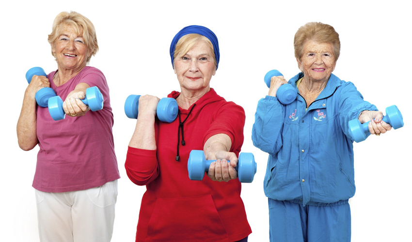 osteoporose e exercicio fisico para seniores