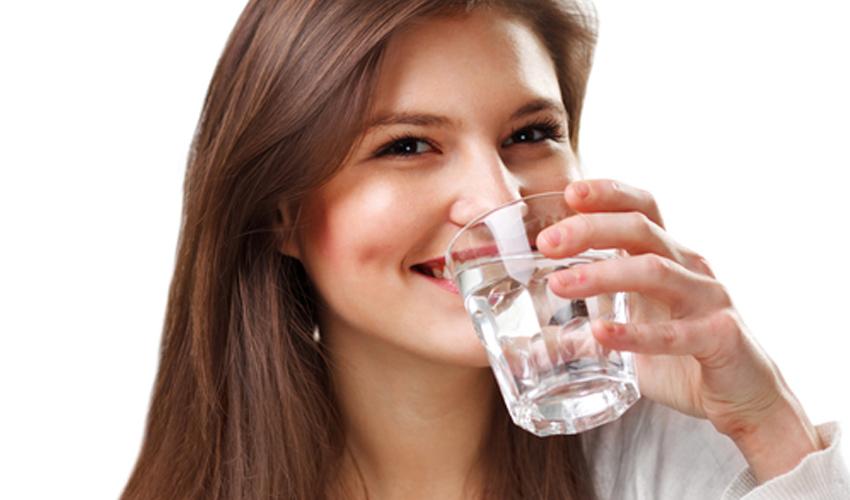 Quantidade de água que devo ingerir diariamente