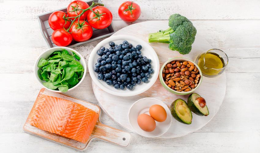Alimentos que ajudam a aumentar o foco e a concentração