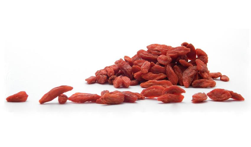 Goji fruta anti-inflamatória