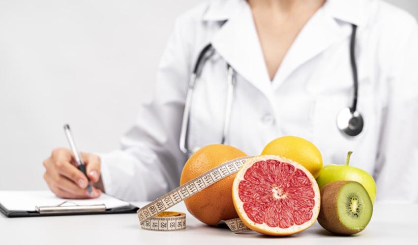 o papel do nutricionista