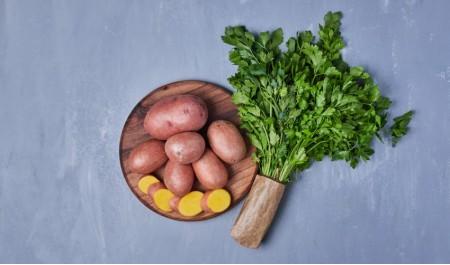 Os 5 benefícios da batata doce para a sua saúde