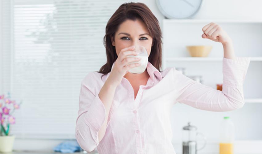 Cálcio para ajudar o corpo no inverno