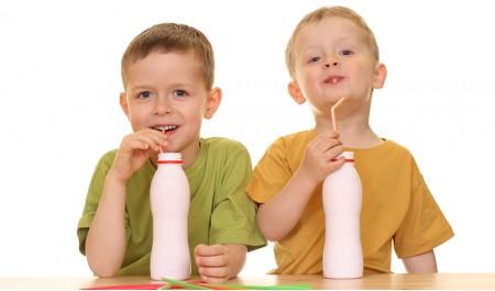 A importância do cálcio nas crianças