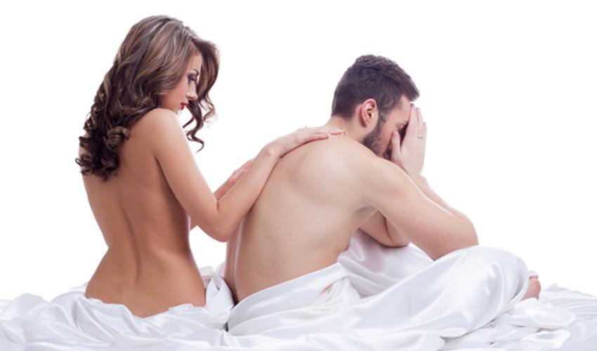 Ultrapassar os principais disturbios sexuais masculinos