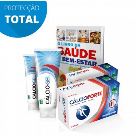 Pack Cálcio + Protecção Total