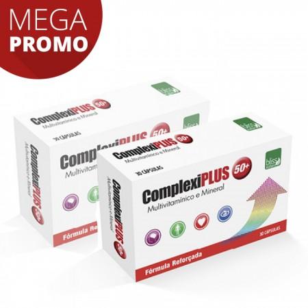 ComplexiPLUS 50+ Multivitamínico e Mineral