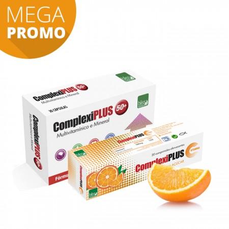 Pack ComplexiPLUS 50+ & Vita C