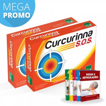 Pack Curcurinna (2 unidades) + Livro da colecção