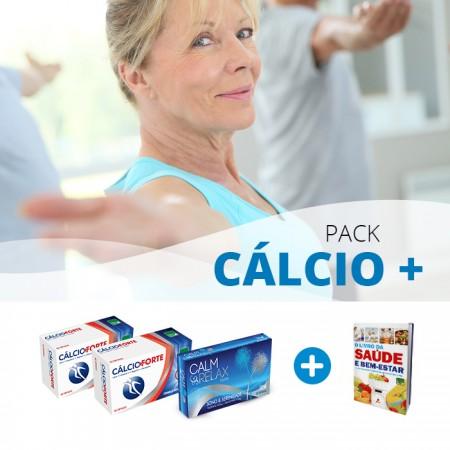 Pack Cálcio + Suplemento alimentar