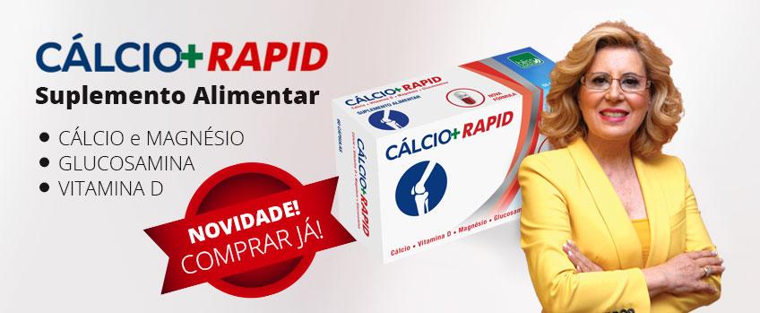 Cálcio + RAPID