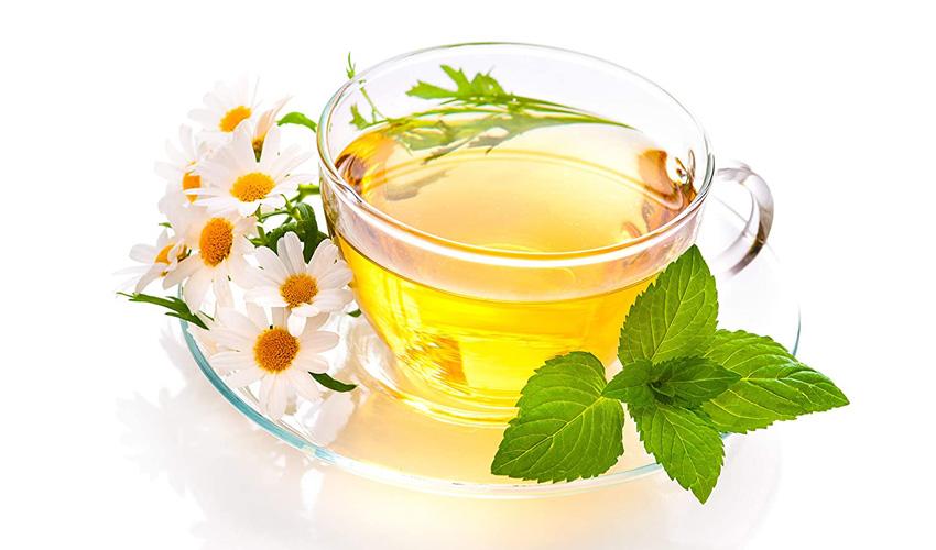 Chás e/ou infusões (ex: camomila, passiflora, erva-cidreira, etc)