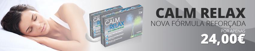 Calm Relax - Nova Fórmula Reforçada